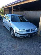 VW Golf IV 1.6i, automatic, GPS in Grafenwoehr, GE