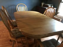 Dining room/  kitchen table in Brookfield, Wisconsin