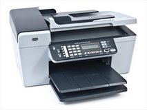 HP Officejet 5610 All-in-One Printer, Fax, Scanner, Copier in Olympia, Washington
