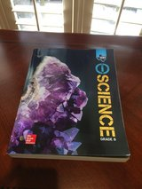 8th Gr Science Textbook in Houston, Texas