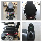electric wheelchair in Tomball, Texas