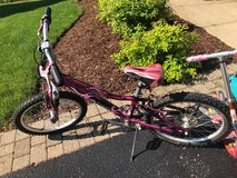 "Girls Gary Fisher 20"" Bike in Shorewood, Illinois"