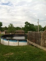 3 BR/2.5 BA Home with Pool in Fort Leonard Wood, Missouri