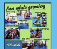 All day fun @ WRTS KIDS GYM in Tomball, Texas
