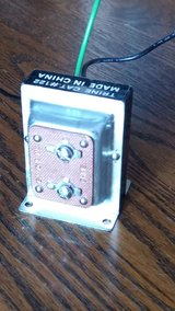 120 to 16 volt chime transformer in Plainfield, Illinois