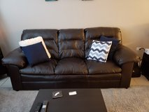Couch and loveseat in Westmont, Illinois