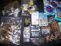 Huge Mixed Lot Jewelry Findings, Beads, etc. Mostly Unopened! in Alamogordo, New Mexico