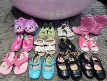 Toddler girls size 7 shoes , sandals, boots , sneakers in Fort Campbell, Kentucky
