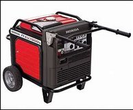 Honda fi   EU7000IS Portable Inverter Generator — 7000 in Alamogordo, New Mexico
