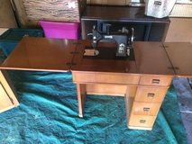 Antique Singer Sewing machine from the 50's in Bartlett, Illinois
