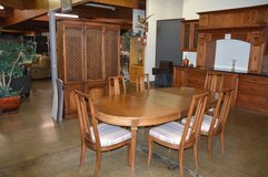 Mid Century Dining Room Set By Drexel in Tacoma, Washington