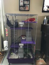 Ferret cage 24x24x24 in San Antonio, Texas