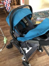 stroller and car seat combo in Travis AFB, California