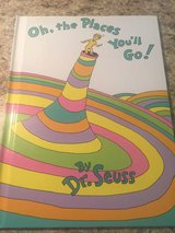 Large Dr. Seuss Book in Vacaville, California