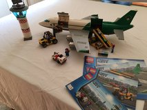 Lego City Cargo Plane set in Kingwood, Texas