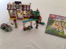 Lego Friends Pet Grooming Shop set in Kingwood, Texas