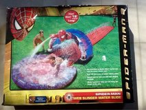 NIB HUGE Spider Man Water Slide in Oswego, Illinois