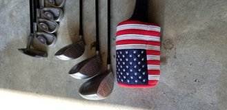 Golf clubs set, men, right hand in Quantico, Virginia