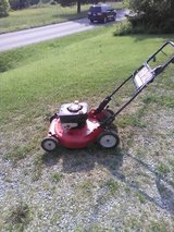Gas push mower in Fort Knox, Kentucky