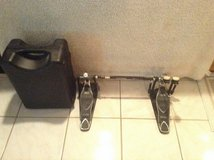 Pre owned Tama Iron Cobra Power Glide double bass pedal with case in Tinley Park, Illinois