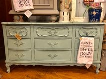 Duck Egg Blue buffet/Dresser in Fort Leonard Wood, Missouri