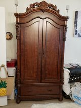 Armoire. Let's make a deal in Conroe, Texas