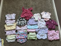Girl 0-6 month baby lot in Fort Campbell, Kentucky