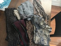 Assorted Scarves in Chicago, Illinois