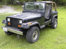 1995   JEEP  WRANGLER  -----5 Speed   4  Cylinder in Camp Lejeune, North Carolina