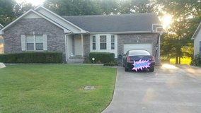 3 bdr/2 bath house for Rent in Clarksville, Tennessee