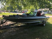 Fish and Ski Boat in Fort Leonard Wood, Missouri