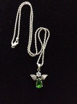 Sterling Silver Angel Necklace in Cleveland, Texas