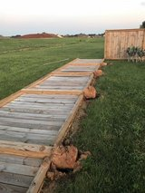 Wood Privacy Fence in Fort Campbell, Kentucky