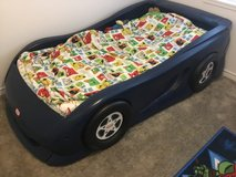 Toddler Twin car bed in Pensacola, Florida