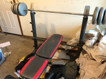 weight Bench and 100 lbs in Lawton, Oklahoma