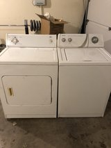 washer & dryer in Lawton, Oklahoma