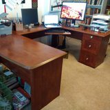 Office Desk - nearly new from Office Depot in Temecula, California