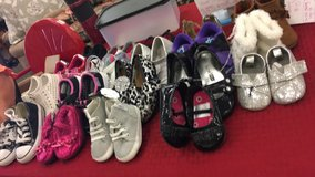Shoes for a little girls in Fort Leonard Wood, Missouri