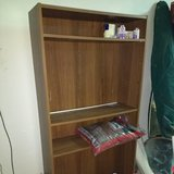 6' Brown Bookshelf in Temecula, California