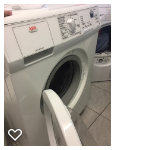 Washer in Hohenfels, Germany