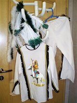 Indian Dress Up Halloween Costume size 140 (EU) 8-10 (US) fasching in Stuttgart, GE