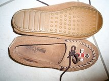 Leather Moccasins size 33(EU) 2 (US) in Stuttgart, GE