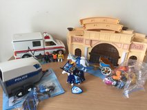 Playmobil in Lakenheath, UK