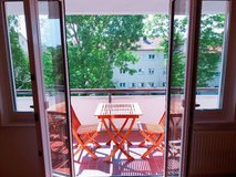 Stuttgart- Degerloch beautiful 1 BR fully furnished apartment- 4 km to Kelley in Stuttgart, GE
