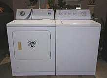WASHER AND GAS DRYER SET in Oceanside, California