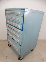 Large Commercial Rolling Tool Chest in Pearland, Texas