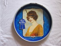 Pabst Metal Serving Tray in Chicago, Illinois