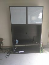 Entertainment center with shelf in Pasadena, Texas