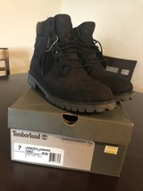 Timberlands junior 7y in Fort Bliss, Texas