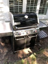 Weber Gas Grill -Genesis propane gas grill, EP-330, Black p/n 6531001 in St. Charles, Illinois